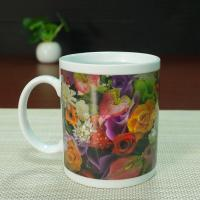 Ceramic temperature changing mugs cup hearts gift  AB grade Manufactures