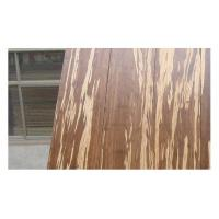 Hot selling strand woven bamboo flooring with tiger color on surface Manufactures