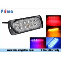 36W Emergency Light Bars , 35 Flashing Mode Emergency Strobe Light Bars Manufactures