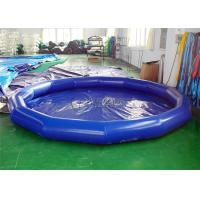 Diameter 3.5m small round inflatable pool for kids Manufactures