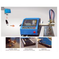 Quality Portable CNC Plasma Cutting Machine And Automatic Gas Cutting Machine With Steel for sale