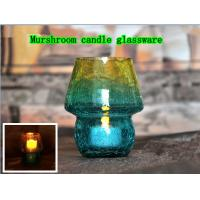 glass bottle/container/candle glassware /glassware candle holder/glass candle container Manufactures