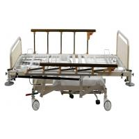Hydraulic Hospital Bed With Pump For HI-LO Movement , Gas Spring For Trendelenburg Manufactures