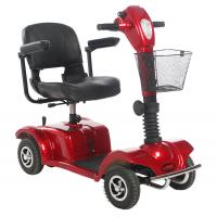 Quality 9 Inch Tire 180W Electric Mobility Scooter , Electric Medical Scooter for sale