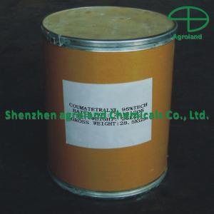 Quality CAS 5836-29-3 Coumatetralyl Rodenticides 97%TC 0.75% Powder for sale