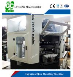 China Glue Bottle IBM Injection Blow Molding Machine Without Deflashing / Trimming on sale