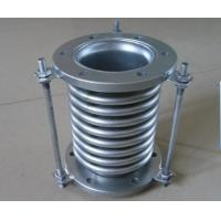 China 304 Stainless Steel Bellows Expansion Joint Absorb Thermal Expansion And Shock on sale