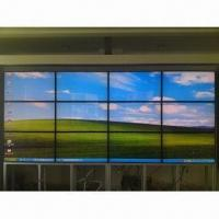 42-inch TFT LCD Spliced Wall Screen, Supports RS232 Remote Control by Computer Manufactures