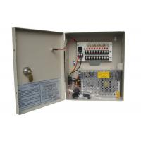 Replacement CCTV Power Supplies Box , 12VDC 5A 60W Security Camera Power Supply Manufactures