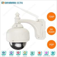 Quality 1280*720 auto focus outdoor ptz ip camera poe for sale