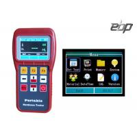 China Metal Portable Brinell Hardness Tester With Starting Value Calibration Function on sale