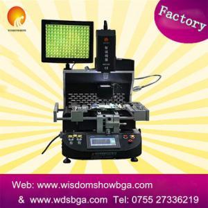 WDS-650 bga rework station automatic mobile phone reballing machine led repair machine Manufactures