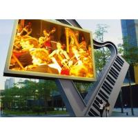 10mm P10 Advertising LED Signs , Outdoor Advertising LED Display Screen Manufactures