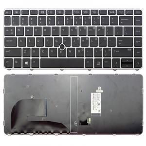 Original New For HP EliteBook 840 G3 836308-001 821177-001 US Backlit laptop keyboard NSK-CY2BV Manufactures