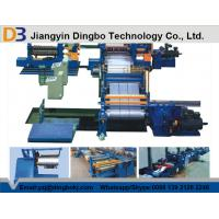 High Precision Metal Simple Coil Steel Slitting Line Electric Control System Manufactures