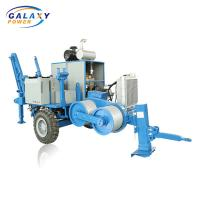 China 440kw 590hp Overhead Transmission Line Equipment 380KN Hydraulic Pullers on sale