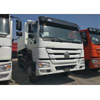 6x4 40 Ton Dump Truck , Howo Heavy Duty Tipper Trucks With 12.00R20 Tire Manufactures
