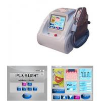 530nm Muti-function E-light Hair Removal Machine 1MHZ RF For Anti Aging Manufactures
