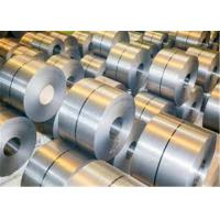 GB DIN 304 Stainless Steel Coil / AISI Hot Rolled Galvanized Steel Coil Manufactures