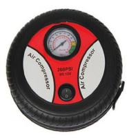 Electric Car Air Compressor 12v Plastic Material 250psi For Vehicle Mobile Manufactures