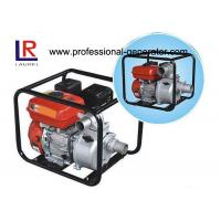 Quality 168F Engine Self-absorption Agricultural Water Pump Recoil Hand Start Air-cooled for sale