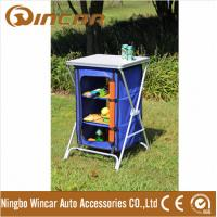 Foldable picnic MDF camping kitchen Manufactures