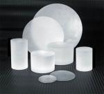 Watch Glass Sapphire Optical Windows , Sapphire Rods 1- 200 Mm Length Manufactures
