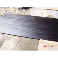 Hand scraped bamboo flooring Manufactures