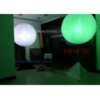 China DMX Type Light Up Balloon Party Lighting , RGB 400W led Balloon Events Lighting on sale