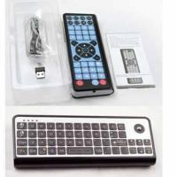 China 3 in 1 machine of Keyboard, laser trackball mouse and Infrared remote control on sale