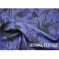 Colorful Designs Recycled Lycra Fabric Semi Dull For Graphic Pant Manufactures