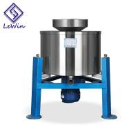 Low Noise Oil Filtering Equipment Good Performance 25 - 30kg / Batch Manufactures