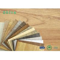 Strong Stability SPC Vinyl Rigid Core Flooring Soundproof With 0.3mm / 0.5mm Wear Layer Manufactures