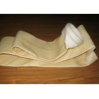 heat reisistant air industry dust filter cloth / bag used in cement factory