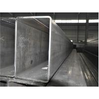 A36 , A35 , ST37 , ST35 Rectangular High Pressure ERW Steel Tube / Large Diameter Steel Pipe ERW Manufactures