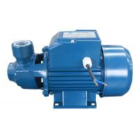 China Peripheral 0.5HP Electric Motor Water Pump 370W 220V 50Hz QB-60 For Garden Irrigation on sale