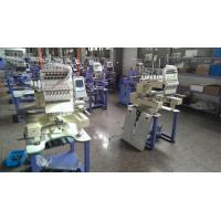 Multi Functional Single Head Embroidery Machine / Compact Cap Embroidery Machine 1200 RPM Manufactures