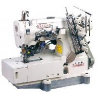 High Speed Flat Bed / Cylinder Bed Interlock Sewing Machine (TJ-W500) Manufactures