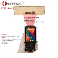 Quality IP65 Waterproof Rugged PDA barcode scanner android For Logistics Tracking for sale