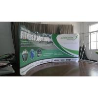10Ft Aluminum Stand Tension Fabric Displays , affordable booth displays for trade shows Manufactures