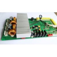 4 Layers DIP PCB Printed Circuit Board Assembly FR4 Green Solder Mask with White Silkscreen Manufactures