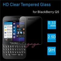 Waterproof 9H Blackberry Anti Glare Screen Protectors tempered glass film Manufactures