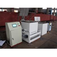 Tilting Type Zinc Coating Machine For Zinc Flake Coating Max Capacity 500 Kg/H Manufactures
