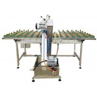 Used Manual Glass Grinding And Polishing Equipment , Glass Belt Grinding Machine Manufactures