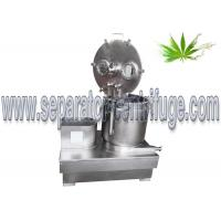 Stainless Steel Hemp Extraction Machine Liquid Wash And Dry Extraction Centrifuge Manufactures