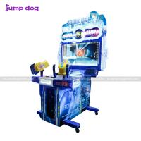 Coin Operated Arcade Ghost Squad Shooting Simulator Game Machine for FEC Manufactures