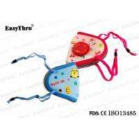 Child N95 PM2.5 Washable Face Mask  With Breathing Valve , Custom Reusable Surgical Mask Manufactures