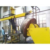 Automatic Magnetic Hardfacing Machine In Beam Steel Roller 10T Millstone Type