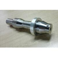 CE 20khz Ultrasonic Welding Transducer Booster And Horn Titanium Material Manufactures