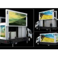 China Waterproof IP65 60HZ Truck Mounted LED Display PH10mm 1/4 Scan For Rental on sale